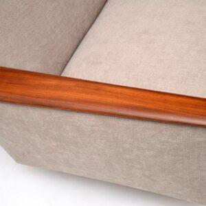 danish retro vintage sofa bed
