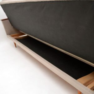 1950's Danish Vintage Sofa Bed
