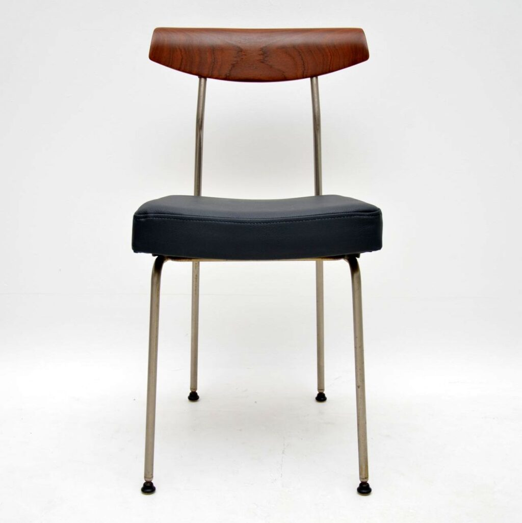 stag vintage retro s range dining table and chairs