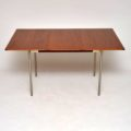 1950's Vintage Teak Dining Table & Chairs by John & Sylvia Reid for Stag