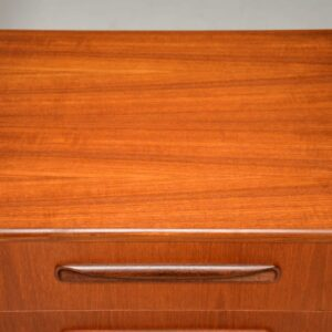 1960's Teak Vintage Tall Boy Chest of Drawers by G- Plan