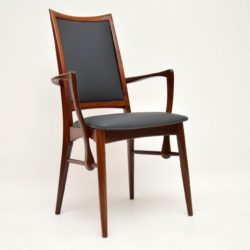danish rosewood dining chairs niels koefoed