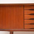1960's Teak Vintage Sideboard by Fredrik Kayser for Bahus