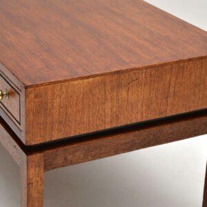 vintage retro mahogany coffee table greaves and thomas
