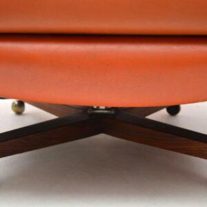 1960's Pair of Vintage G- Plan Swivel Armchairs