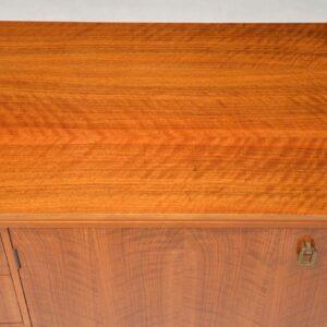 retro vintage walnut sideboard alfred cox