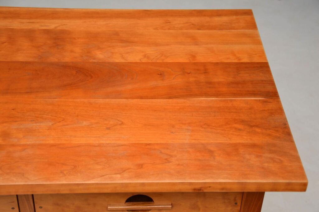 vintage retro walnut chest of drawers bedside chests