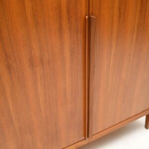 vintage retro walnut wardrobe younger