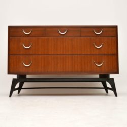 1950's Vintage Chest of Drawers / Sideboard in Tola