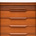 1960's Vintage Walnut Chest of Drawers by White & Newton