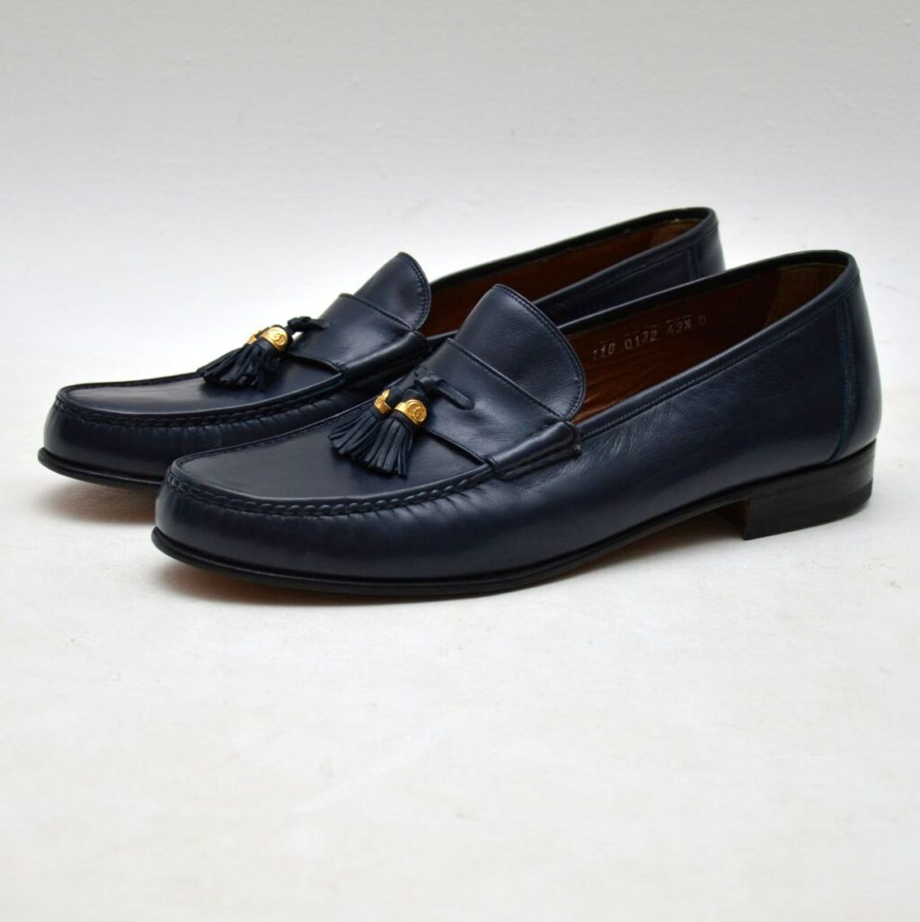 vintage gucci loafers