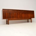 1960's Rosewood Sideboard by Robert Heritage for Archie Shine