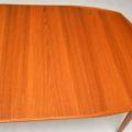 1960's Teak Dining Table by Gustav Bahus for Rastad & Relling