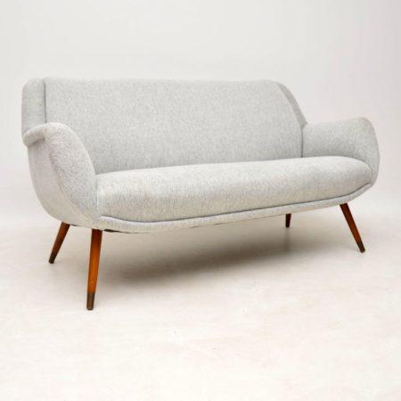 1950's Vintage Danish Sofa