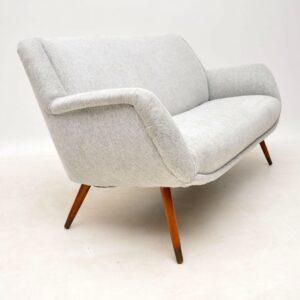 danish vintage retro sofa