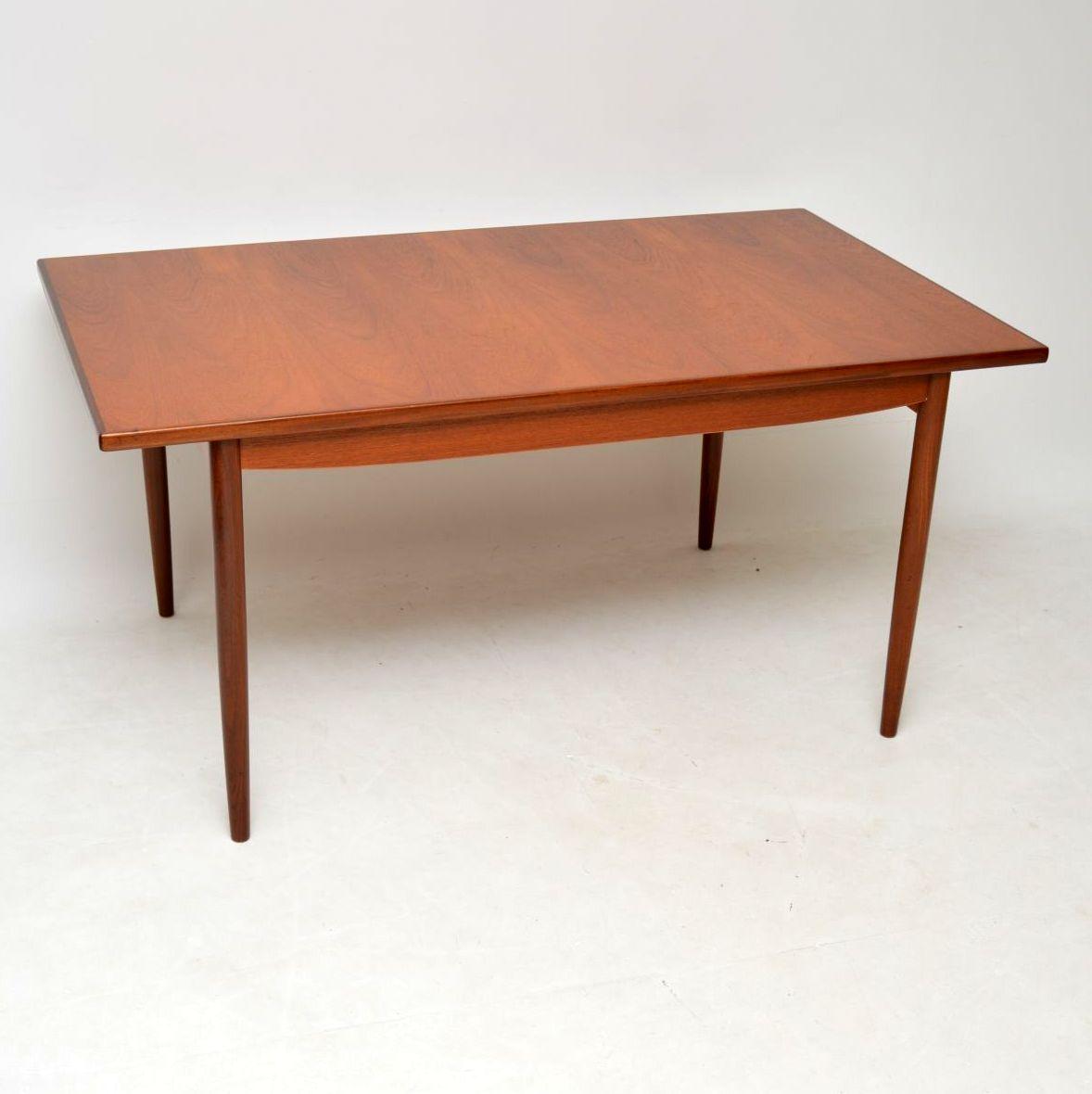 danish_teak_retro_vintage_dining_table_kofod_larsen_1