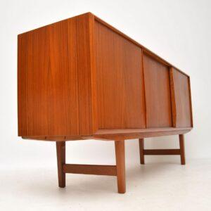 1960's Danish Vintage Teak Sideboard by Skovby