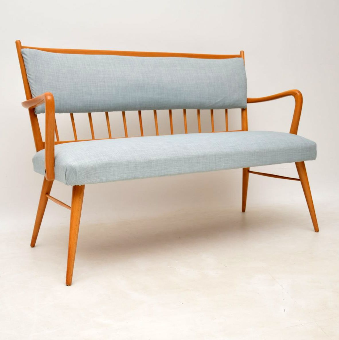1960 S Vintage Danish Sofa Bench Retrospective Interiors Vintage