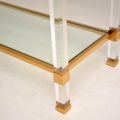 retro_vintage_french_glass_brass_perspex_console_table_6