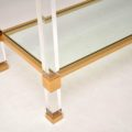 retro_vintage_french_glass_brass_perspex_console_table_7