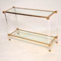 retro_vintage_french_glass_brass_perspex_console_table_8