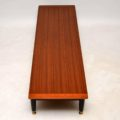 1950's Vintage Afromosia Coffee Table / Bench by G- Plan