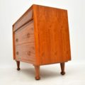 1950's Vintage Satinwood Heal's Chest of Drawers