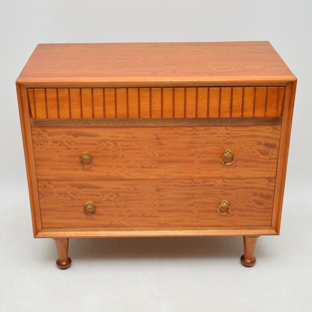 retro_vintage_satinwood_heals_chest_of_drawers_4