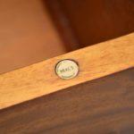 retro_vintage_satinwood_heals_chest_of_drawers_7