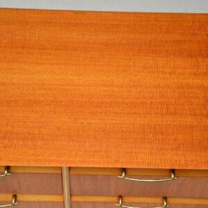 1950's Vintage Satinwood Sideboard
