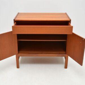 teak retro vintage cabinet by mcintosh