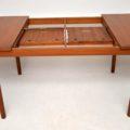 1960's Teak Vintage Dining Table by McIntosh