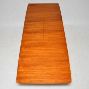 teak vintage retro dining table by mcintosh