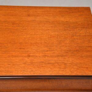 danish teak rosewood vintage retro chest of drawers austinsuite