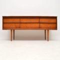 1960's Vintage Teak & Rosewood Sideboard by Frank Guille