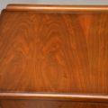 1950's Walnut Tallboy Chest of Drawers