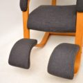 Stokke Gravity Balans Reclining Armchair by Peter Opsvik