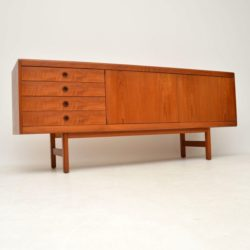 1960's Vintage Teak Sideboard by Robert Heritage for Archie Shine