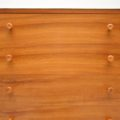 Pair of 1960's Vintage Walnut Chest of Drawers