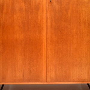 teak retro vintage ladderax wall unit wardrobe chest