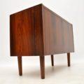 1960's Danish Vintage Rosewood Cabinet