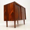 1960's Vintage Danish Rosewood Cabinet