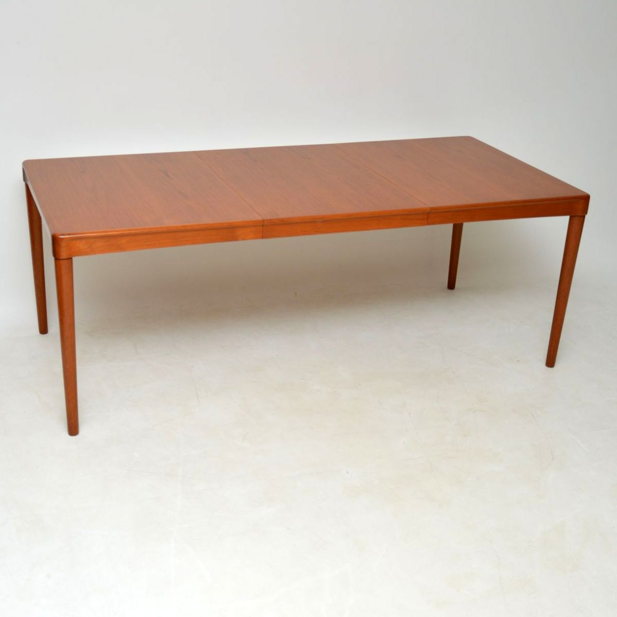 0ef4ec45b7ea 1960 s Danish Teak Dining Table by H.W Klein for Bramin ...
