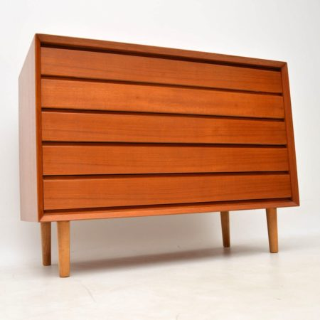1960's Danish Teak Chest of Drawers by Svend Aage Rasmussen (Copy)