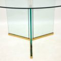 retro_vintage_glass_dining_table_leon_rosen_pace_furniture_5