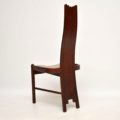 1970's Set of 6 Vintage Dining Chairs