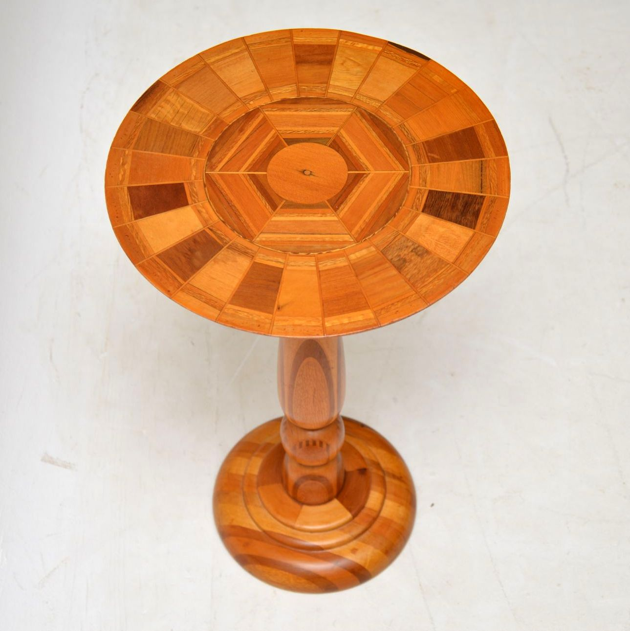 retro vintage side wine table