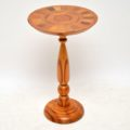 vintage_retro_inlaid_side_wine_table_9