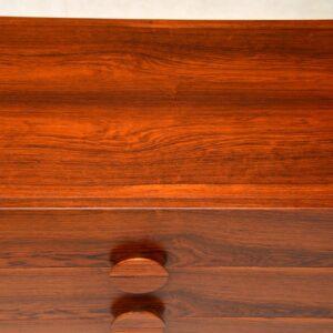 danish rosewood sideboard cabinet