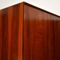 1960's Pair of Danish Rosewood Cabinets by Borge Mogensen